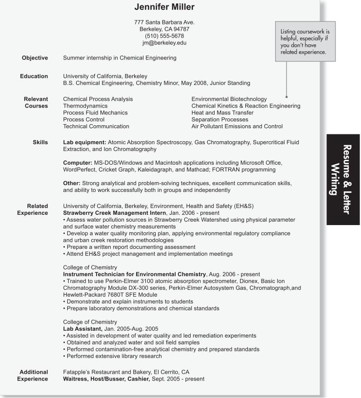 resume_sample1