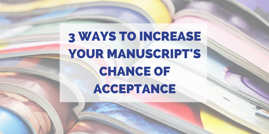 Tips on what factors to consider when preparing a journal manuscript for submissions.
