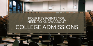 College Admissions Advice 2017-2018