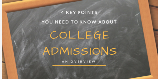 How to Plan for College Admissions and Testing Dates