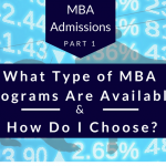 Business school admissions - MBA programs