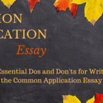 Writing-the-Common-Application-Essay