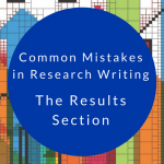 Mistakes-Writing-the-Results-Section