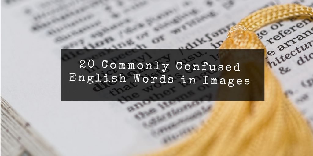 Word usage tips re: commonly confused English words