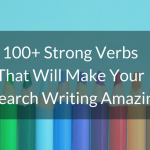 Alternative phrases to improve research writing