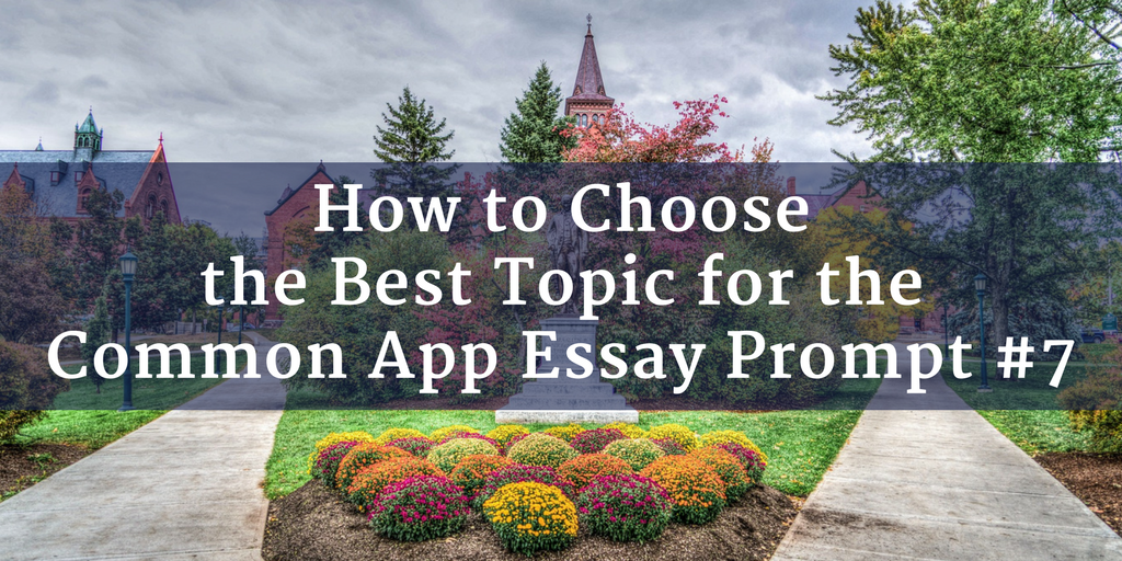 entrance essay for college topics 5 tricks for choosing your college essay topic by one of the easiest ways to think of a college essay topic is to focus on a in the college admission.