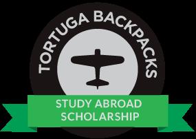Tortuga Backpacks Study Abroad Scholarship