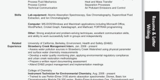 resume_sample1