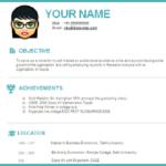 Modern Resume -02