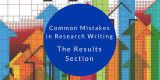 Common mistakes made while writing the Results section of a scientific paper