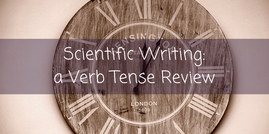 What tense should I use for a research paper