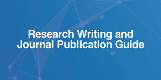 Free e-book on writing and submitting journal manuscripts