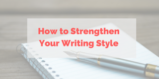 Guide on how to improve writing style and avoid common errors.
