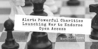 News update about pressures journals face to adopt open access policies