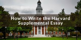 Harvard Essay Banner