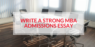 MBA Essay Thumbnail