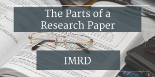 The Parts of a Research Paper_ IMRD