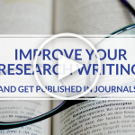 Improve Your Research Writing (Play Button)