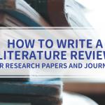 Literature Review Thumbnail