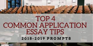 Common Application Essay Tips