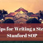 5 Tips for Writing a Stanford SOP