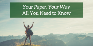 Your Paper, Your Way_ All Your Need to Know