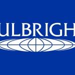Fulbright-logo-white-blue-bkgd