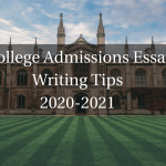 Tips for writing college admissions essays for the 2020-2021 school year  (1)