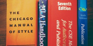 citation manuals, chicago, mla, apa