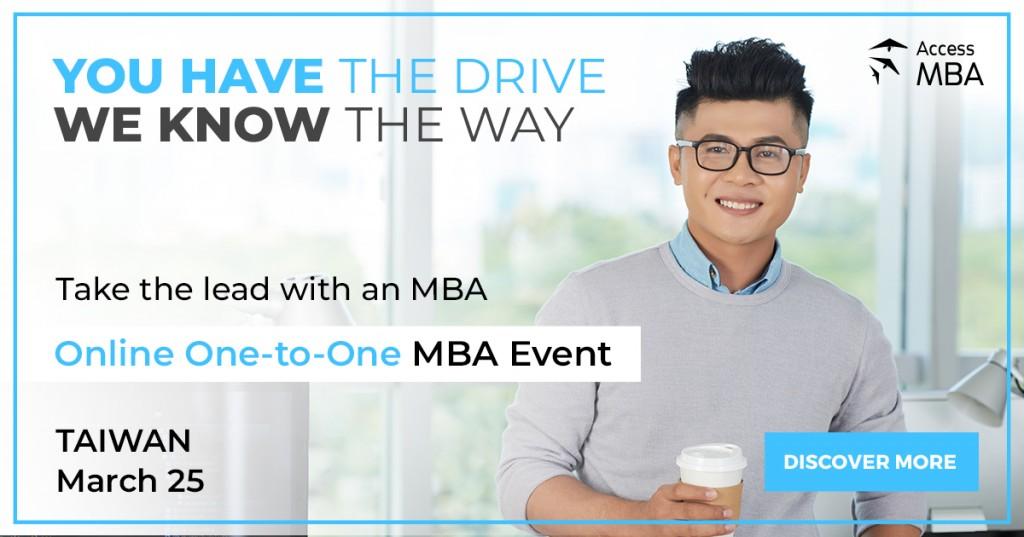 MBA Taiwan banner