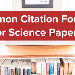 Best Citation Format for Science Papers
