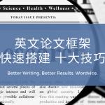 快速搭建英文论文框架的十大技巧_20210728