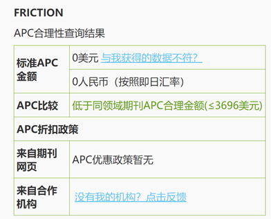 APCheck——查閱開放取用SCI 期刊發表費用的有力工具d